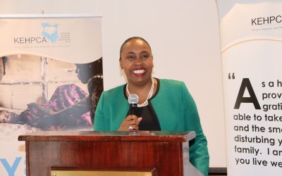 Kenya Hospices and Palliative Care Association Announces Kenya's Goodwill Ambassador for Palliative Care